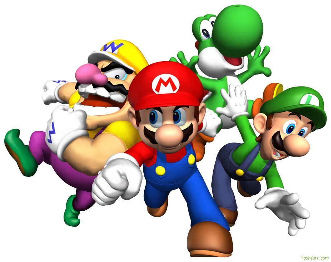 Mario Bros Ds